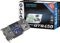 - GeForce 450 Graphic Card - 825 MHz Core - 1 GB D