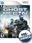 Tom Clancy's Ghost Recon - PRE-OWNED - Nintendo Wi