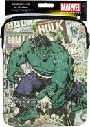 PDP - Marvel Hulk Sleeve for Most 10   Tablets and
