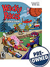 Wacky Races: Crash &amp; Dash - PRE-OWNED - Nintendo W