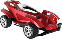 - Vengeance Remote-Controlled Car - Red