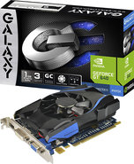 - GeForce GT 640 Graphic Card - 1 GPUs - 950 MHz C