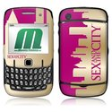 MusicSkins MS-SATC100044 BlackBerry Curve -8520-85