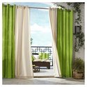 Outdoor De cor Gazebo Outdoor Stripe Grommet Top C
