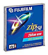 FUJI ZIP-250MB PC