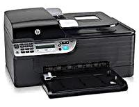 HP Inkjet Printers: HP Officejet 4500 Wireless Al