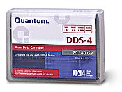 Quantum DDS-4 Tape, 20/ 40GB DDS 4 Part # CDM40 N