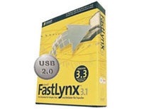 FastLynx 3.3 Premium Package (USB 2.0 parallel &