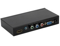 VGA to HDMI Converter 1080p with Scaler