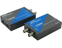 HDMI over Single Coax Extender Transmitter and Re