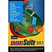 Lotus SmartSuite 9.8.2