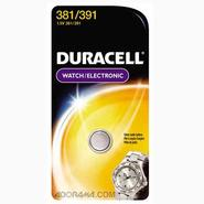 D381/391 Watch/Electronic Silver Oxide Battery, 1.