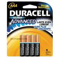"Ultra Advanced ""AAA"" Alkaline Batteries"