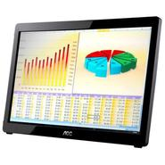 "15.6"" Widescreen USB LED LCD Monitor, 1366x76"