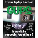 GUPS, Gel Undercomputer Protection System, Laptop