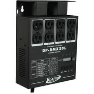 DP-DMX20L 4-Channel DMX Dimmer Pack, 600W Per Chan