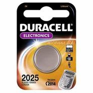 DL2025 Coin Cell Lithium Battery 3V for Keyless En
