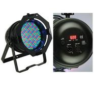 64 LED Pro PAR Can, 181 Ultra Bright, 10mm RGB LED