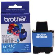 LC41C Cyan Ink Cartridge, 400 Page Yield