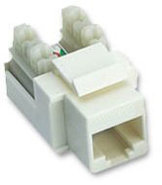 RJ45 Cat6 Keystone Snap