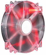 MegaFlow 200mm Red LED