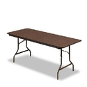 TABLE,30X72,FOLDING,WAL