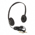HEADSET,STEREO,VOL CON,BK