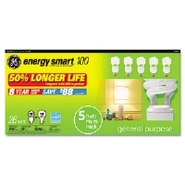 BULB,100W EQUIV CFL - 5PK
