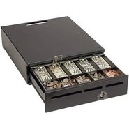 Mediaplus Cash Drawer, 3 Slots, 17X16, 5B/5C US Ti