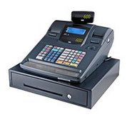 MA-600, ECR, Electronic Cash Register, Flat Keyboa