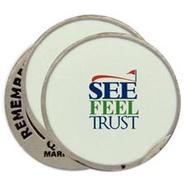 See Feel Trust SFT Logo Ball Markers