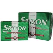 Soft Feel Golf Balls with Free 6 Pack - 2011