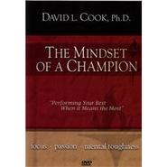 Mindset of a Champion 3 Hour DVD Video Series
