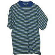 Kingsmead Mesh Stripe Polo