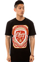 Men's The Propaganda Brewing Co Tee in Black, T-sh