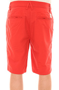 Men's The AG Chino Shorts in Red Fade, Shorts