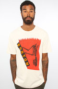 Men's The Carnivore 1991 Tee in Vintage White, T-s