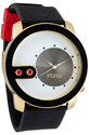 Men&#39;s The Exchange Watch in White, Gold, &amp; Black, 