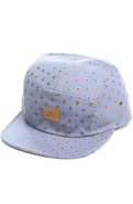 Men's The Stately 5 Panel Hat in Mineral Blue, Hat
