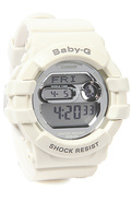 Women's The 3D Protection Watch in White, Watches