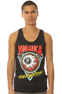 Men's The Keep Watch or Die Tank in Black, Tank To