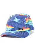 Men's The Saradical 5 Panel Hat in Aloha, Hats