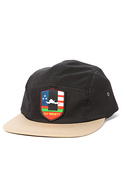 Men&#39;s The Fly Lo Hat in Black, Hats
