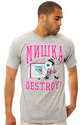 Men's The High Sticking Tee in Athletic Heather, T