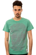 Men's The Classic Crew T-Shirt in Kelly, T-shirts