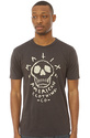 Men's The Vagabond Premium Tee in Pirate Black, T-