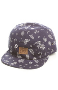 Men's The Yuma 5 Panel Hat in Indigo, Hats