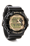 Women's The 3D Protection Watch in Black, Watches
