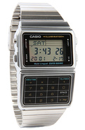 Women's The Databank Watch in Silver, Watches