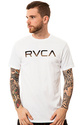 Men&#39;s The Tri-Bar Tee in White, T-shirts